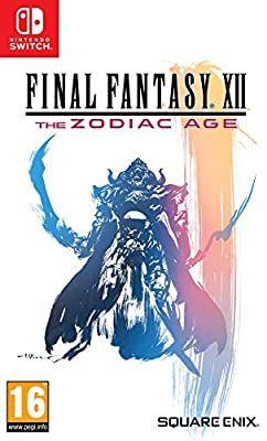 Jeu Final Fantasy XII Zodiac Age sur Nintendo Switch