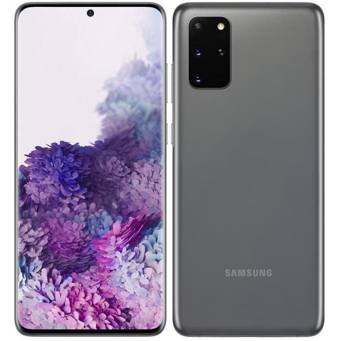 "Smartphone 6.7"" Samsung Galaxy S20+ - 128 Go"