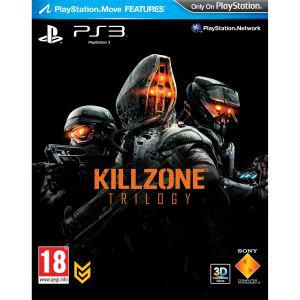 Trilogie Killzone sur PS3