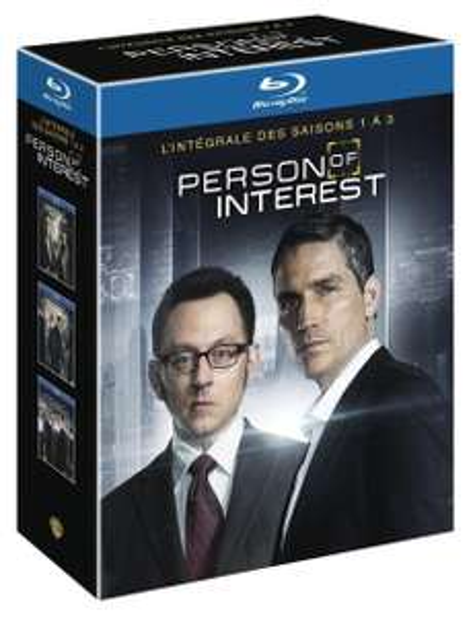 Coffret Blu-Ray : Person of Interest - Saisons 1 à 3