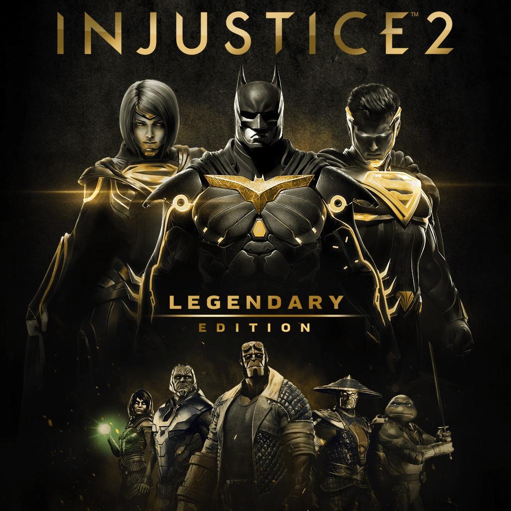 Injustice 2 - Édition Legendary sur PC (dématérialisé)