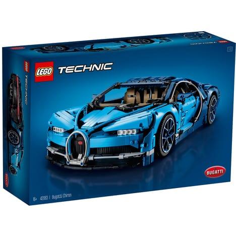 Jouet Lego Technic Bugatti Chiron n°42083 - 3 599 pièces (via 68.20€ sur la carte)
