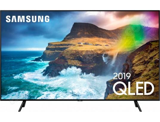 Sélection de TV Samsung QLED 2019 en promotion - Ex : TV 49'' Samsung QE49Q70R - QLED, UHD 4K, Smart TV (Via ODR de 198€)
