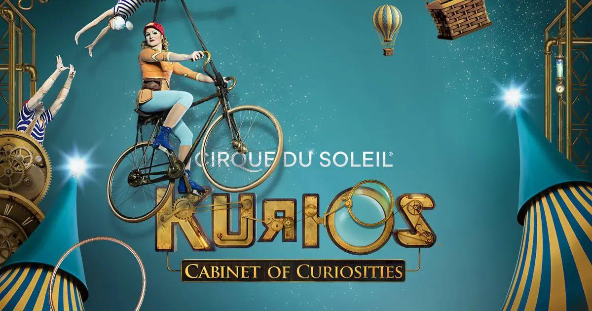 Spectacle Kurios du Cirque du Soleil visionnable Gratuitement (cirquedusoleil.com)