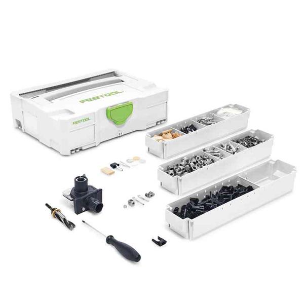 Système d'assemblage Festool Domino KV-SYS D8 (quincaillerie.pro)