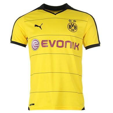 Maillot Puma Borussia Dortmund Home 2015 2016