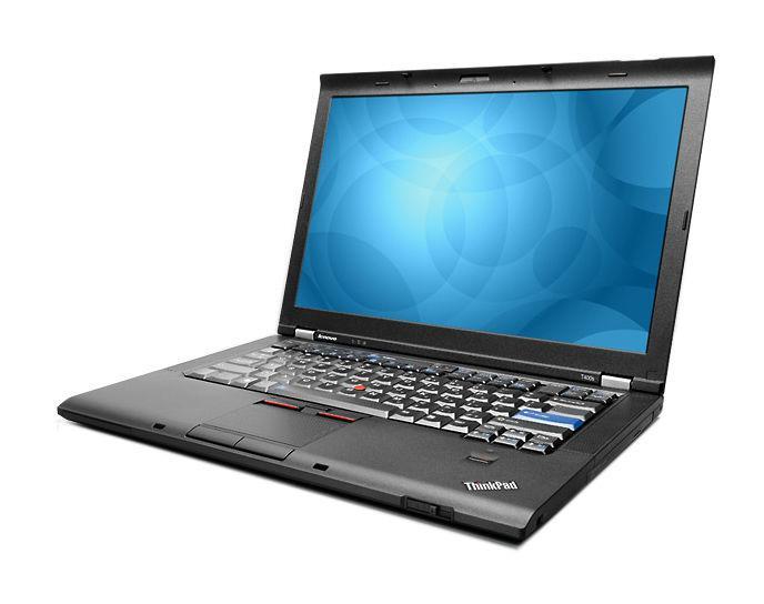 """PC portable 14.1"""" Lenovo T410 (i5 M520, 4 Go RAM, 160 Go) - Reconditionné"""