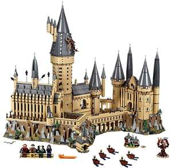 Jeu de construction Lego Harry Potter: Chateau de Poudlard n° 71043