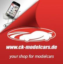 15% de réduction sur une sélection de voitures de modélisme (ck-modelcars.de)