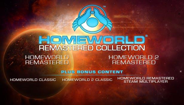 Homeworld Remastered Collection sur PC (Dématérialisé - Steam)