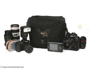 Sac photo Lowepro Stealth Reporter D400 AW