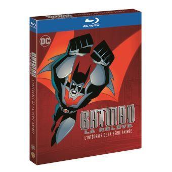 Coffret Blu-Ray Batman Beyond - L'intégrale