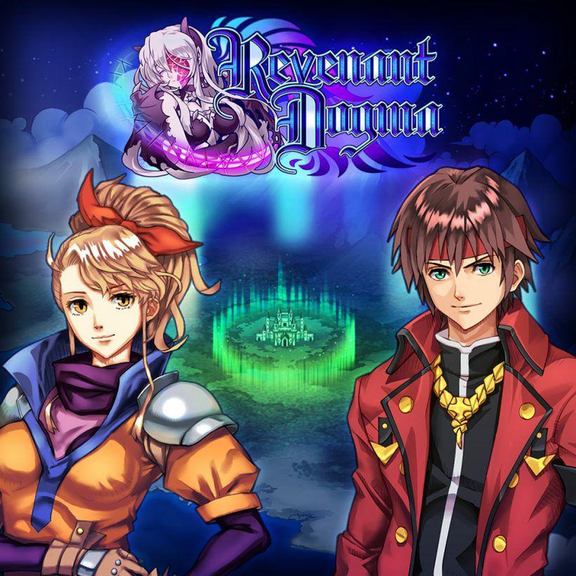 GWG Asie : Asdivine Hearts II (store JP) et Revenant Dogma (store KR) sur Xbox One (dématérialisés)