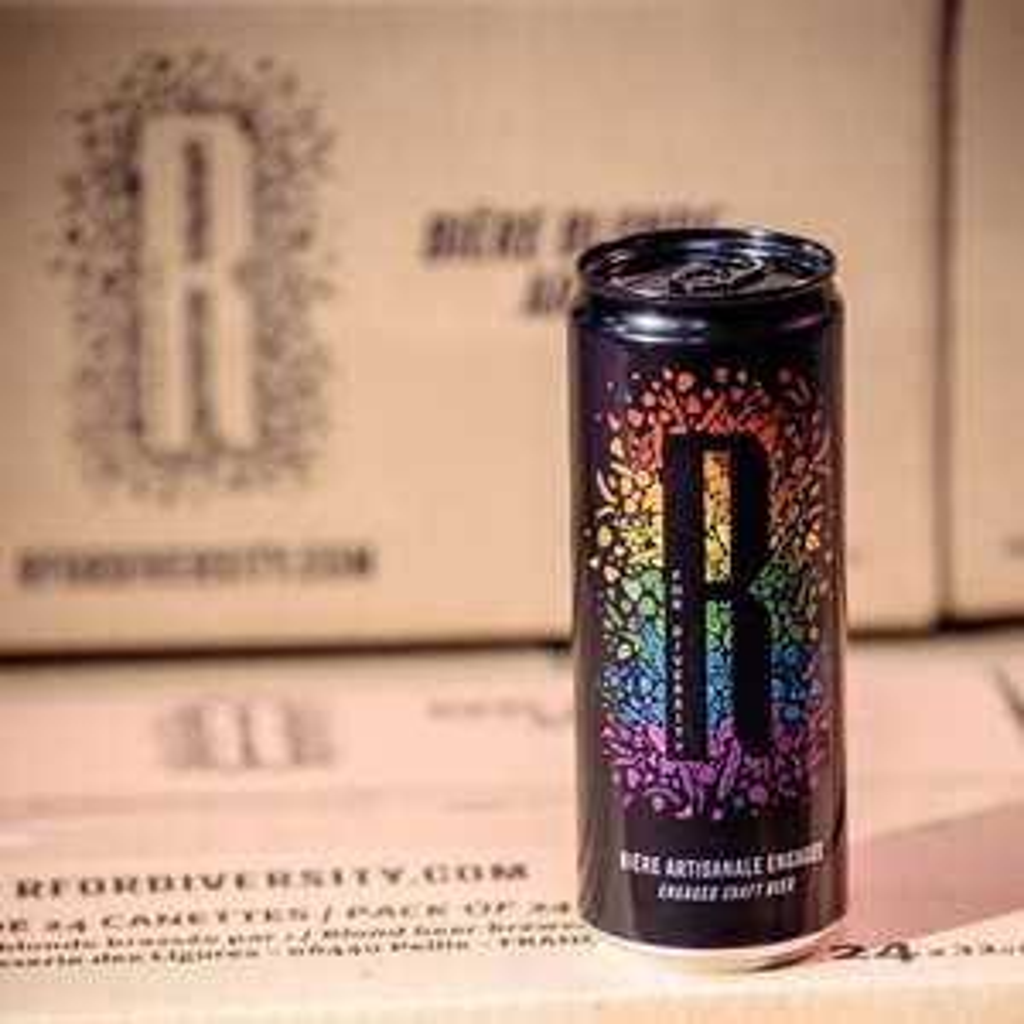 20% de réduction sur toutes les Bières artisanales et les packs R For Diversity (rfordiversity.com)