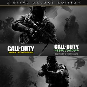 Call of Duty: Infinite Warfare - Digital Deluxe Edition sur Xbox One (Dématérialisé)
