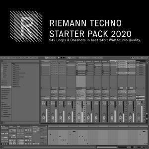 Pack d'échantillons Techno Starter 2020 (pour Ableton, cubase,FL Studio, ... )