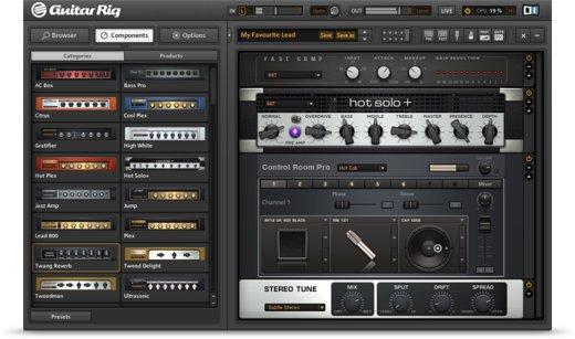 Guitar Rig 5 Pro offert pour l'achat d'une interface audio Komplete (Dématérialisé)