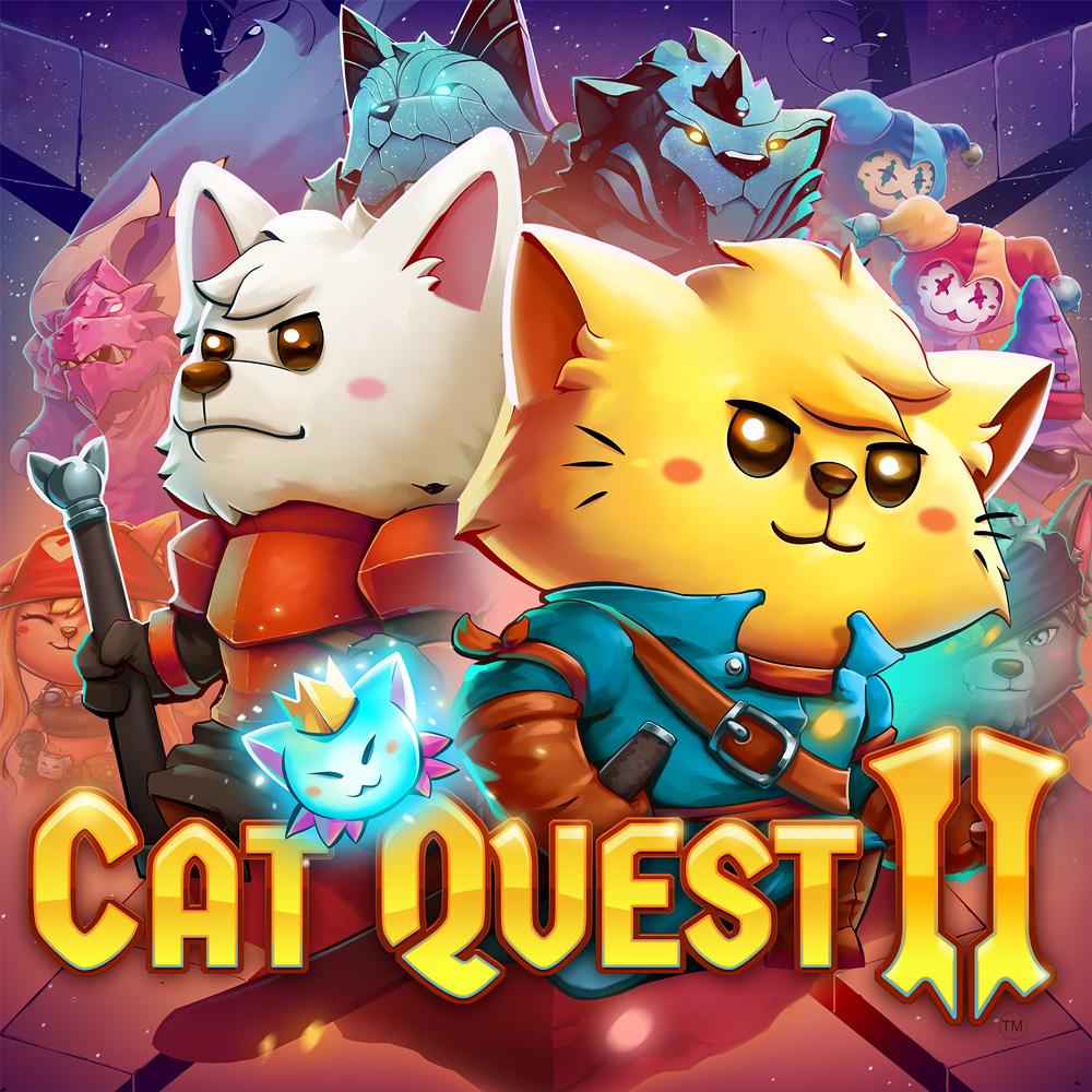 Sélection de jeux Nintendo en Dématérialisé - Ex : Cat quest 2 (Dématérialisé, Store Afrique du Sud)