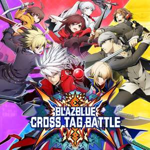 Blazblue Cross Tag Battle sur Nintendo Switch (Dématérialisé - eShop US)