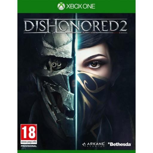 Sélection de jeux sur PS4 & Xbox One en promotion - Ex : Dishonored 2