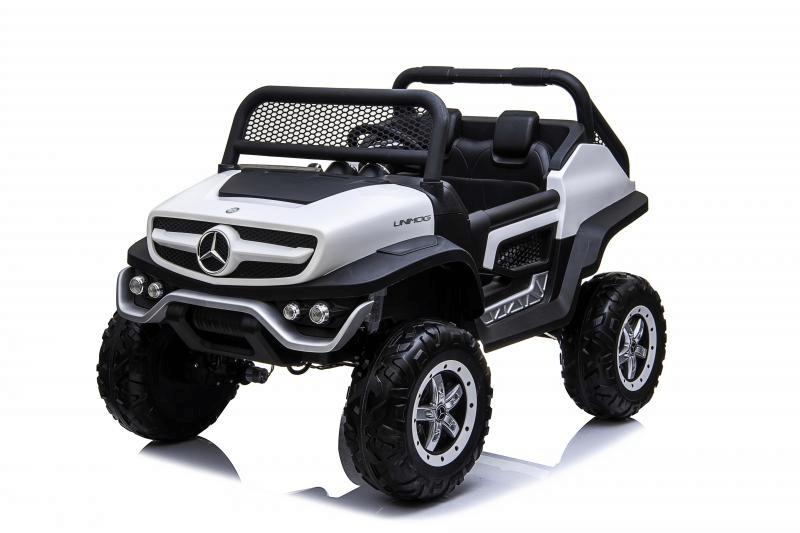 Voiture Électrique pour enfant Mercedes-Benz Unimog - 12V