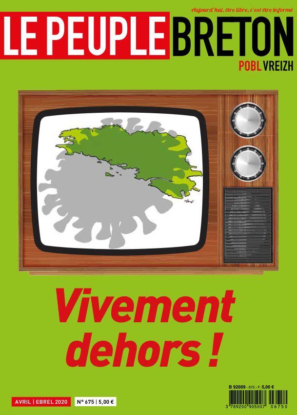 Version numérique du mois d'avril du Magazine le Peuple breton offert (Dématérialisé - lepeuplebreton.bzh)