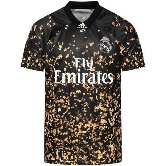 Maillot de football Real Madrid Quatrième Maillot EA 2019 Edition limitée