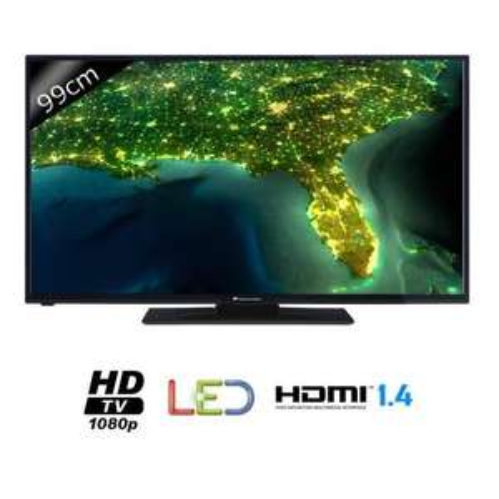 "TV 39""  Continental Edisson - LED, Full HD"