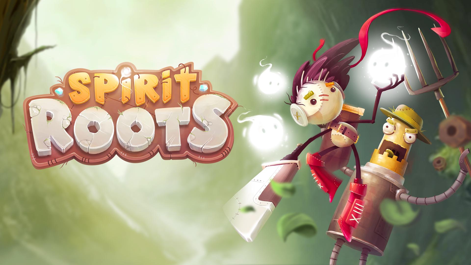 Spirit Roots sur Nintendo Switch (Dématérialisé - eShop US)