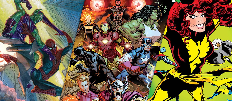 Sélection de Comics Marvel en lecture gratuite jusqu'au 5 mai (Dématérialisés - VO)