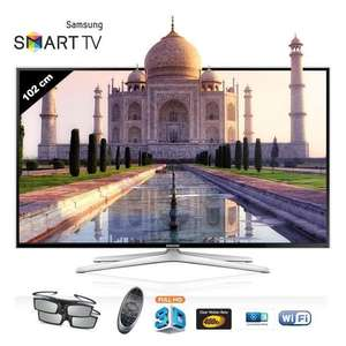 "Téléviseur 40"" Samsung UE40H6400 - Smart TV - Full HD 3D"