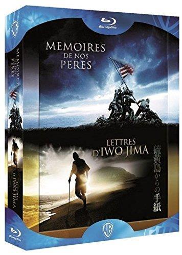 Coffret Blu-Ray : Mémoires de nos pères + Lettres d'Iwo Jima