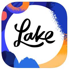 Abonnement annuel à Lake Premium sur iOS