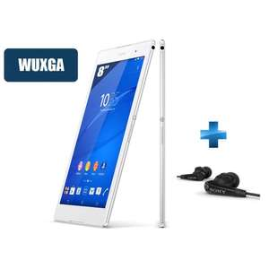 """Tablette 8"""" Sony Xperia Z3 Tablet Compact + Ecouteurs MDR NC31EM"""
