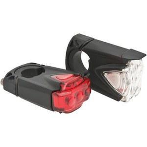Kit d'eclairage vélo à LED avant/arrière Bell Radian 850