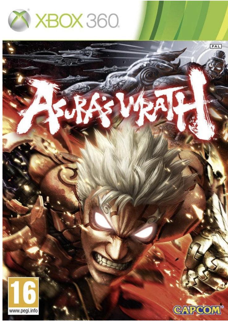 Jeu Asura wrath sur Xbox 360 compatible Xbox One (Dématérialisé)