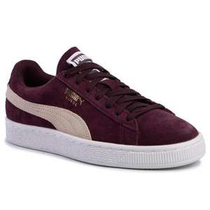 Sneakers Femme Puma Suede Classic - Tailles 39 & 40