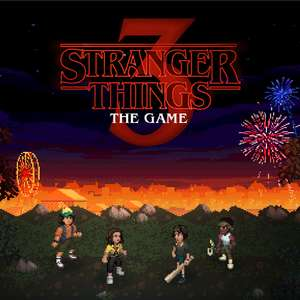 Stranger Things 3: The Game sur Nintendo Switch (Dématérialisé)