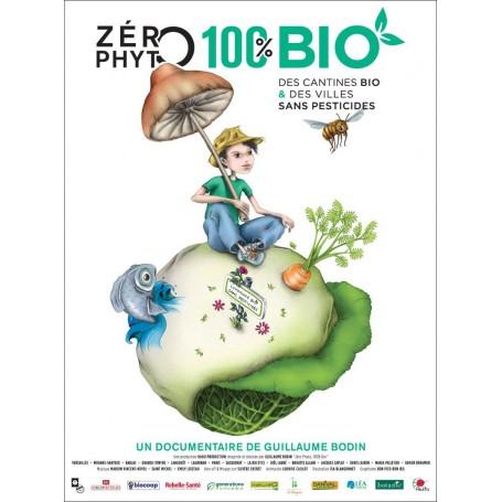 """Films """"Zéro Phyto 100% Bio"""" et """"Insecticide Mon Amour"""" en VOD gratuit (Visionnables pendant 1 mois)"""