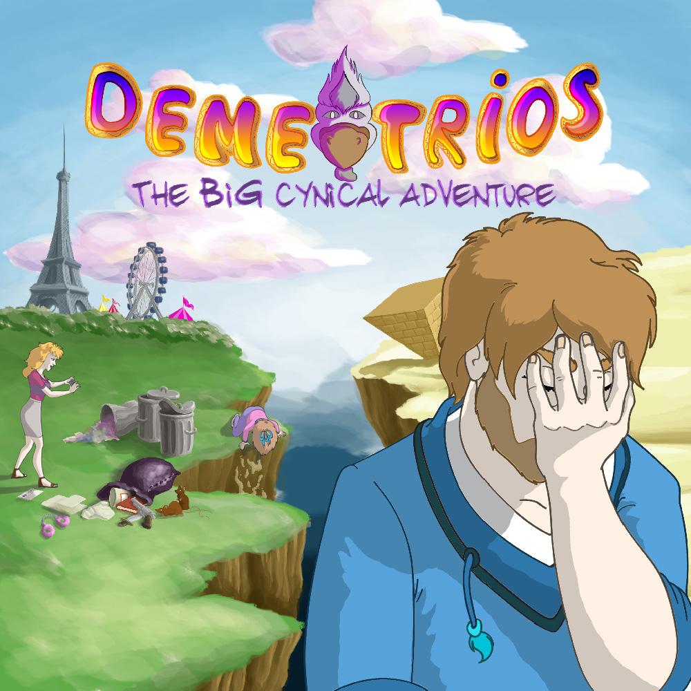 Demetrios - The Big Cynical Adventure sur Nintendo Switch (Dématérialisé)