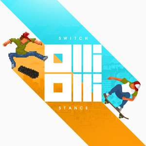 OlliOlli: Switch Stance sur Nintendo Switch