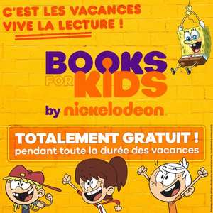 App Books For Kids by Nikelodeon (sans engagement)