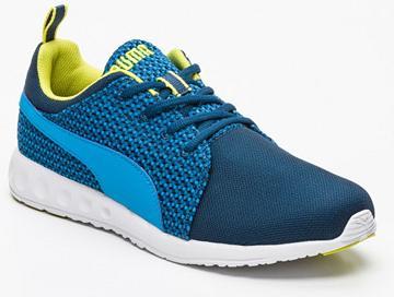 Chaussures de running Carson Runner EverTrack - Bleu/Vert