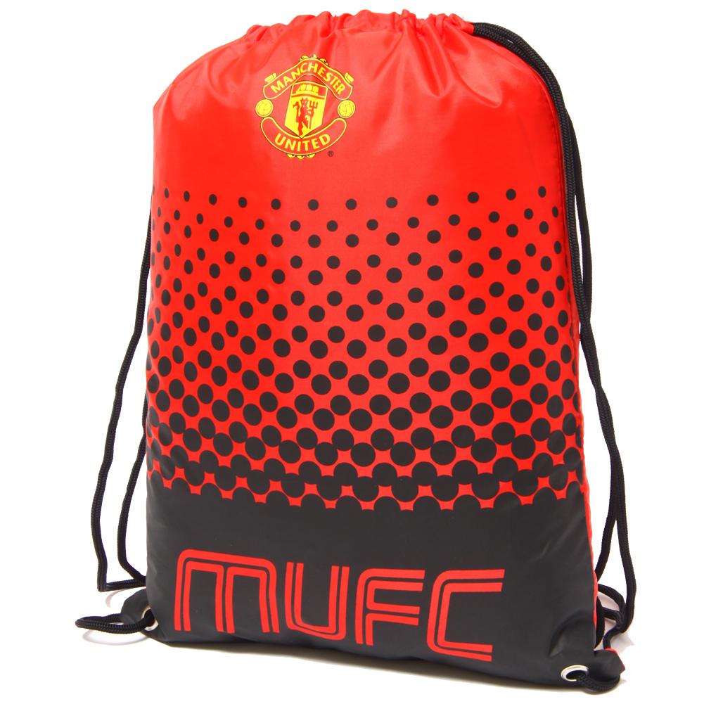 Sac de sport Premiere League Manchester United Fade Supporter (frais de port inclus)