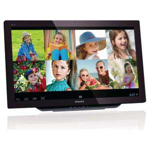 "Ecran Tactile 23"" All-in-one Philips Smart S231C4AFD (Tegra T33, 2Go DDR3, 8Go, Android)"