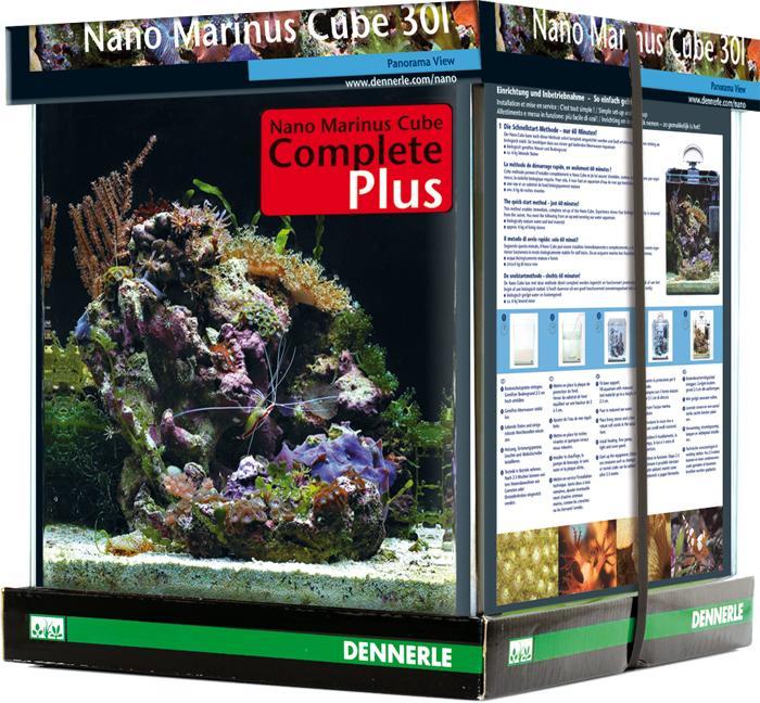 Selection d'aquarium Dennerle en promotion - Ex : Aquarium Dennerle 60L complet
