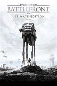 Jeu Star Wars Battlefront Édition Ultime sur Xbox One (Dématérialisé)