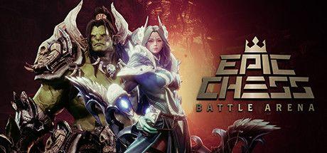 Accès à la Bêta fermée Epic Chess - Battle Arena gratuit sur PC (Dématérialisé - Steam)