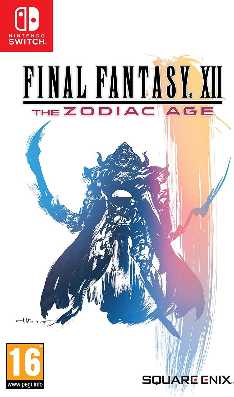 Final Fantasy XII: The Zodiac Age sur Nintendo Switch