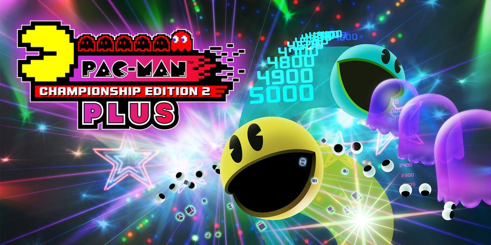 Jeu Pac-Man Championship Edition 2 Plus sur Nintendo Switch (Dématérialisé)